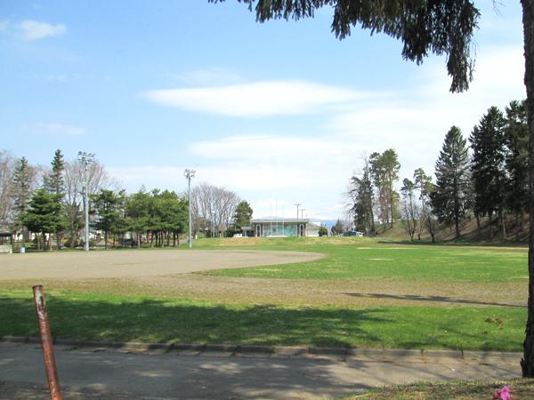 東神楽義経公園