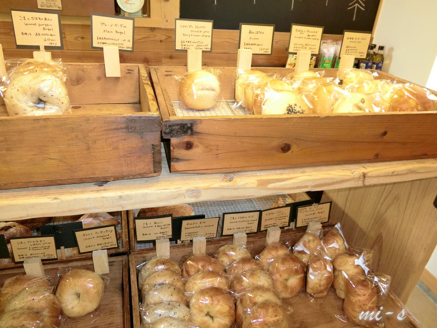 リッカロッカのパン